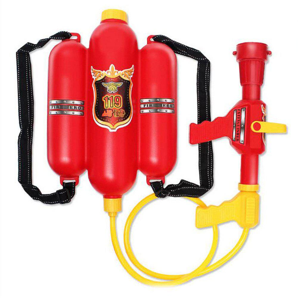 Fireman Backpack Water Gun Nozzle Summer Fun Toys for Garden / Beach / Yard / Pool water ball pool toys water water walking balloon