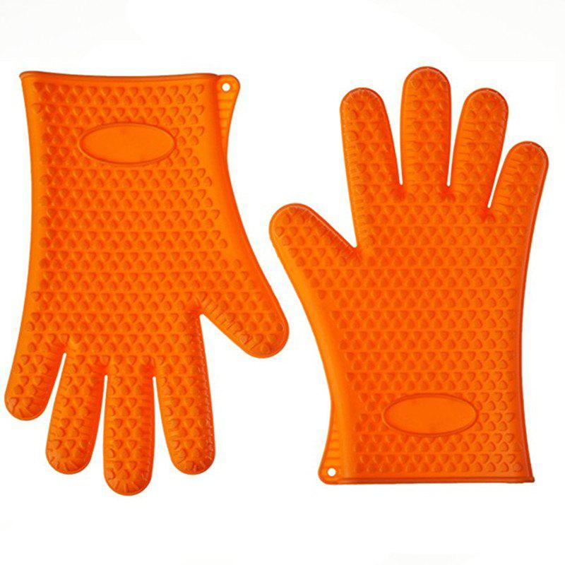 Heat Resistant BBQ Cooking Gloves