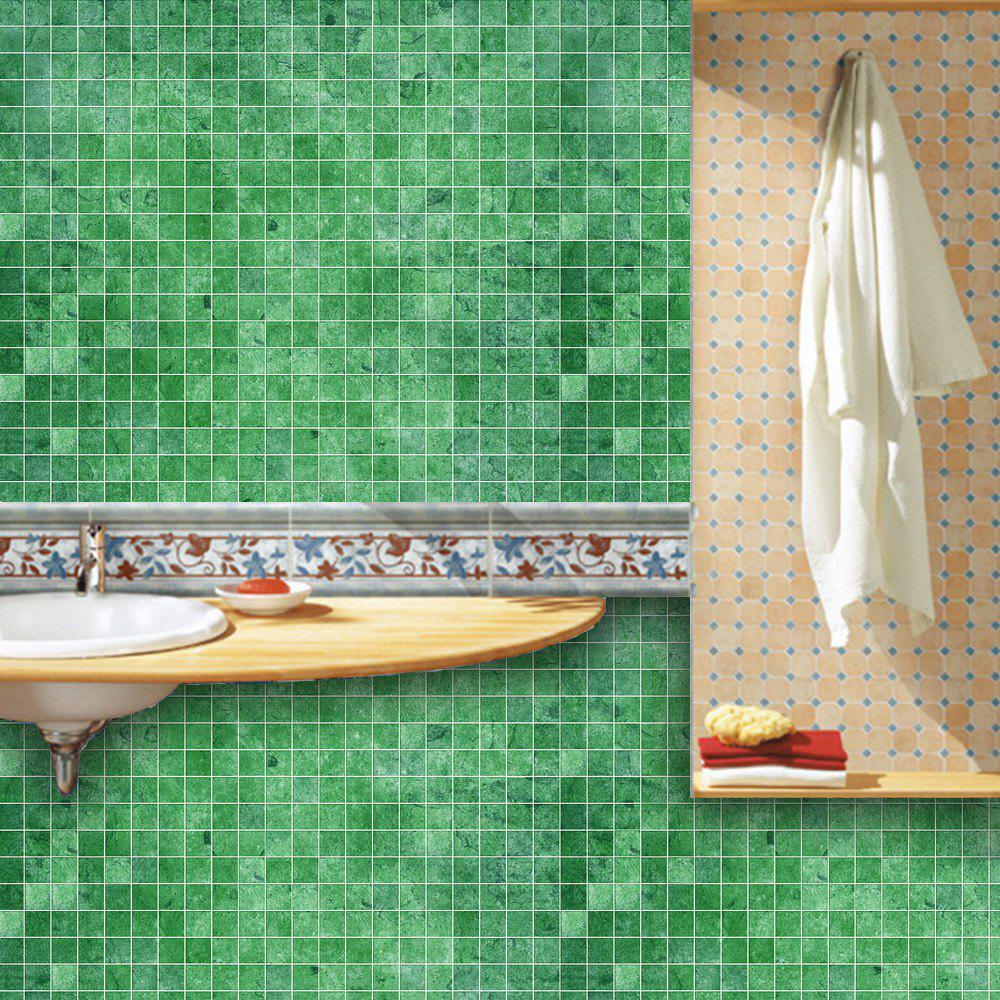 Wall Stickers Removable Mosaic Aluminum Foil Tile wall stickers removable mosaic aluminum foil tile
