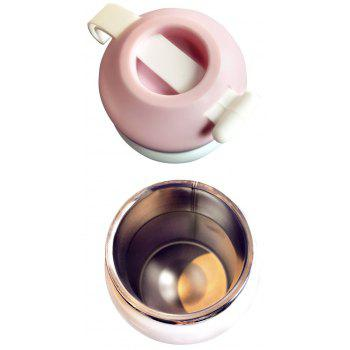 Pink Stainless Steel Portable Compact Mini Cup 1pc - multicolor A