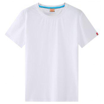 Men s Cotton Short Sleeve T shirt