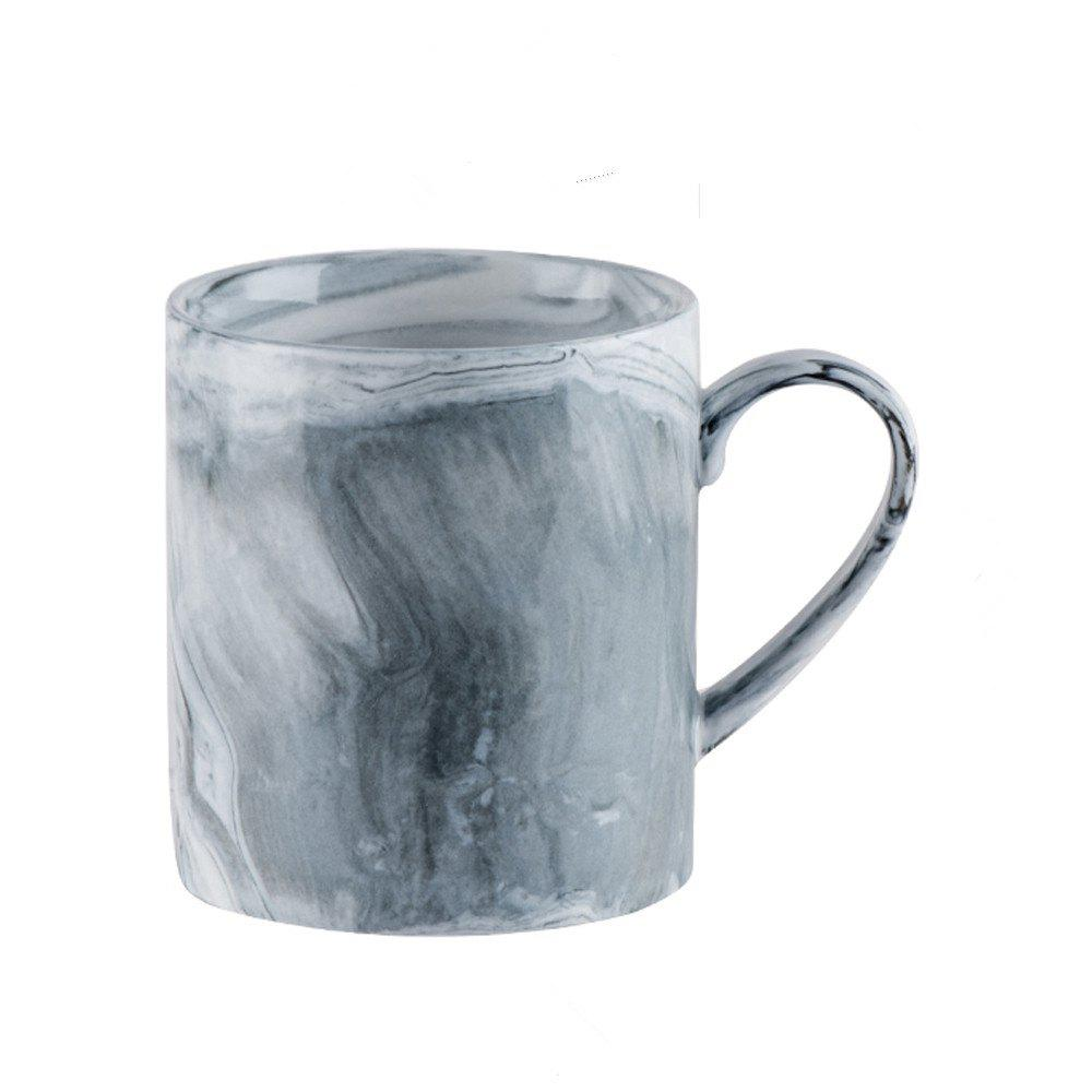 1 Piece Marbling Ceramic Coffee Cup
