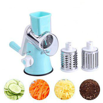 Multi-function Manual Vegetable Cutter - TRON BLUE