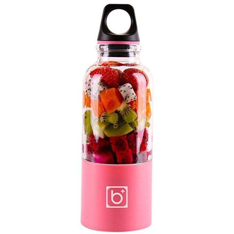 Mini Portable USB Rechargeable Juicer Blender Maker Shaker Squeezers