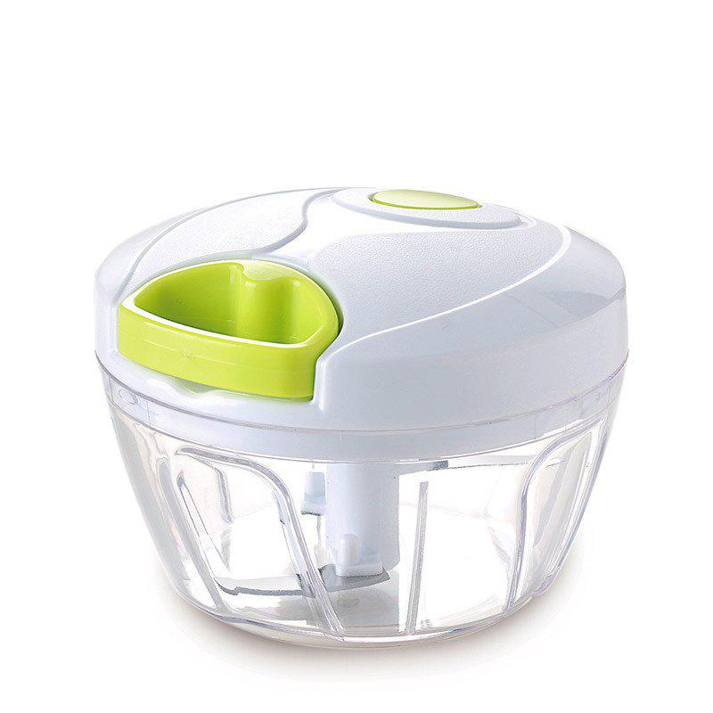 Portable Vegetable Fruit Chopper Hand Pull Food Onion Nuts Grinder multifunction blenders fruit vegetable juicer mixer cooking machine baby food supplement household electric meat grinder eu plug