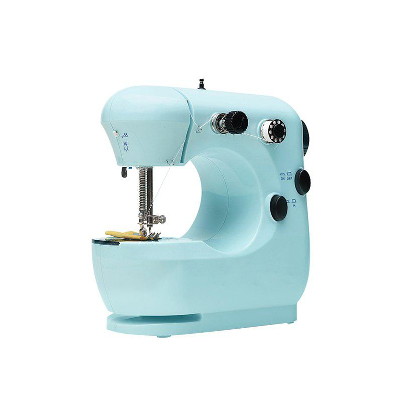 Electric Household Sewing Machine Adjustable High Low Speed with Foot Pedal sex machine handheld electric vibrator 6 speed vibrations automatic thrusting lover machine furniture rechargeable dildos e5 24