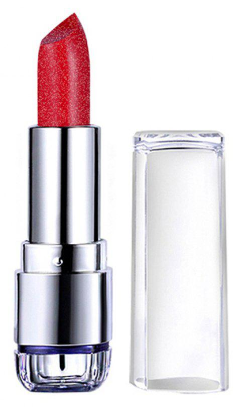 Long-Lasting Natural Moisturizing Tiny Pearlescent Lipstick - 016