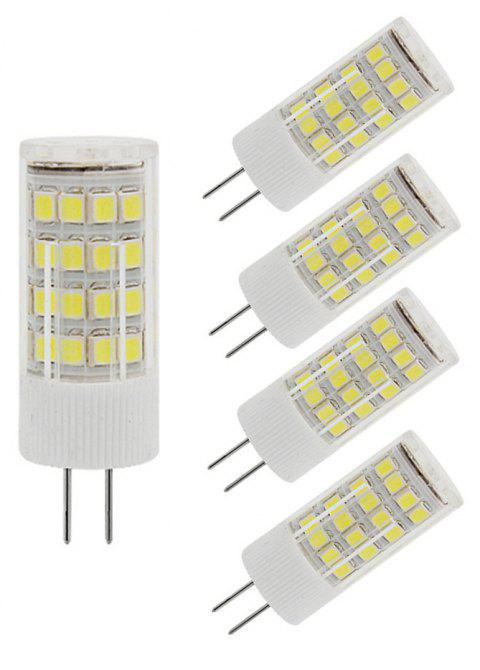 OMTO 5PCS Mini G4 LED Bulb 220V SMD2835 3W 5W 7W Corn Lamp Spotlight - WHITE 5W