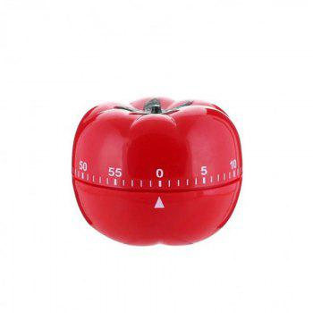 Tomato Kitchen Mechanical Timer - RED