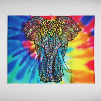 Hot Selling Foreign Region Bohemia Mystical Totem Series Tapestry GT-ZR-01 - multicolor A SIZE S