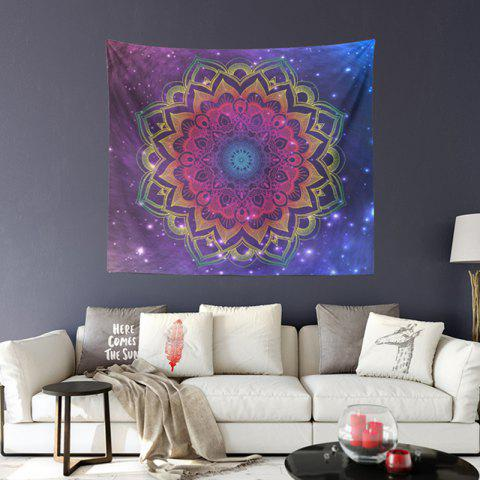 Hot Selling Foreign Region Bohemia Mystical Totem Series Tapestry GT-ZR-02 - PURPLE HAZE SIZE S