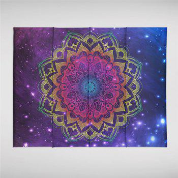 Hot Selling Foreign Region Bohemia Mystical Totem Series Tapestry GT-ZR-02 - PURPLE HAZE SIZE L