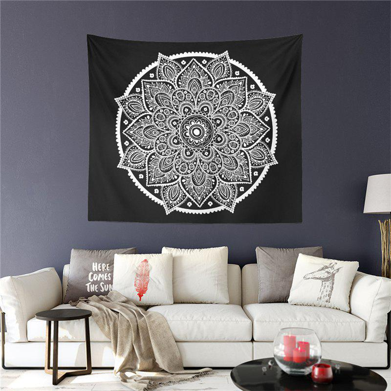 Hot Selling Foreign Region Bohemia Mystical Totem Series Tapestry GT-ZR-03 - BLACK SIZE L