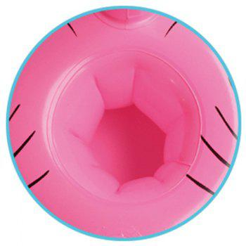 Inflatable Drink Holders Floating Cup Coasters for Kids And Adults Pool Party - PINK