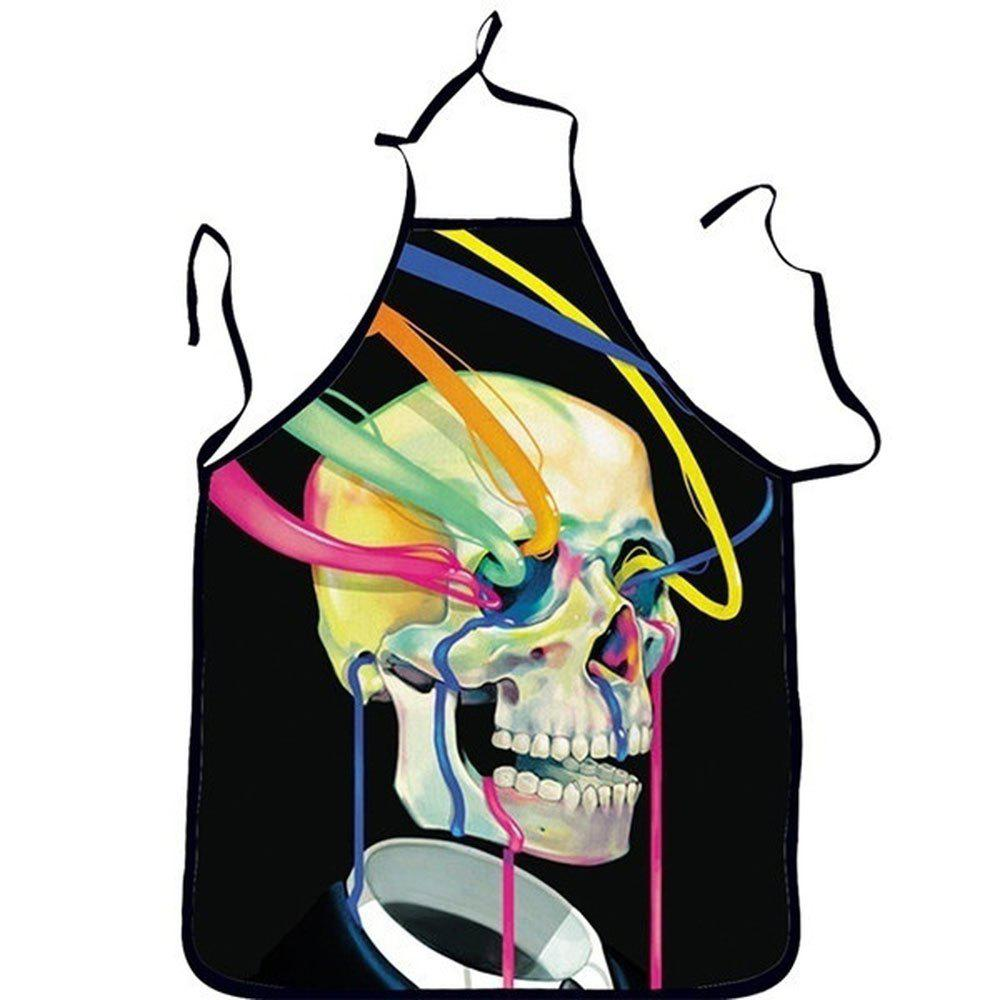 Novelty Home Kitchen Cooking Party Fun Printing Apron Funny Gift салатники fun kitchen