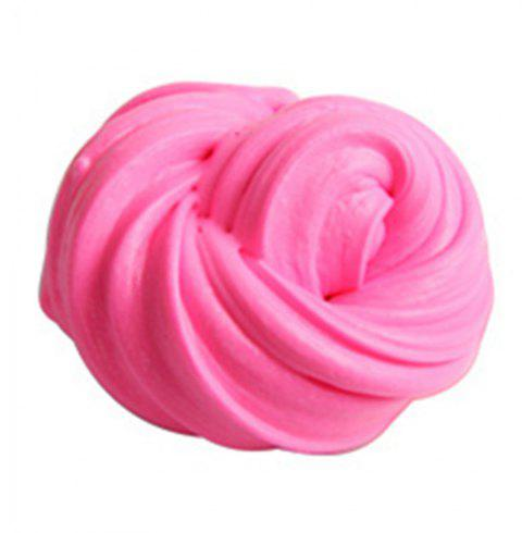 Cotton Color Mud Extract Vent Toys - PINK