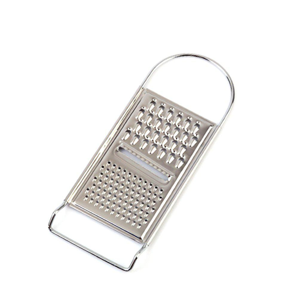 Kitchen Tools Multifunctional Stainless Steel Shredder Grater 1pcs kitchen tool stainless steel grater silver green