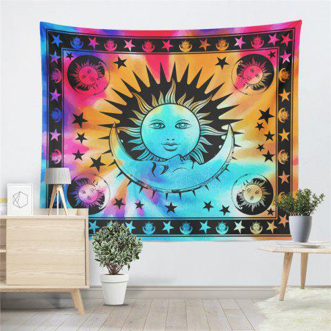 Hot Selling Foreign Region Bohemia Mystical Totem Series Tapestry GT-ZR-07 - FIREBRICK SIZE L