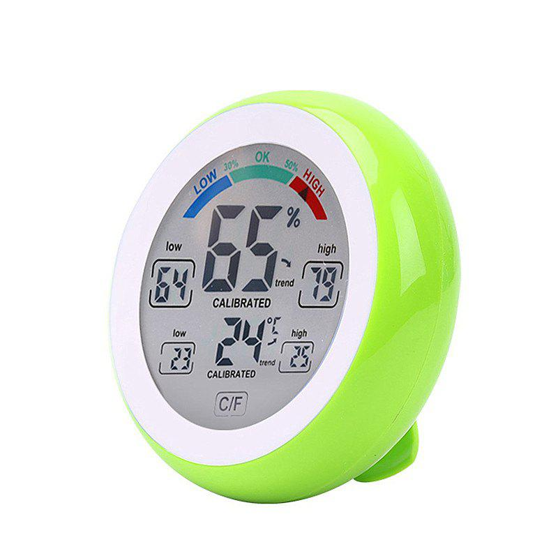 Touch Screen Temperature and Humidity Meter digital thermometer hygrometer touch screen temperature humidity meter