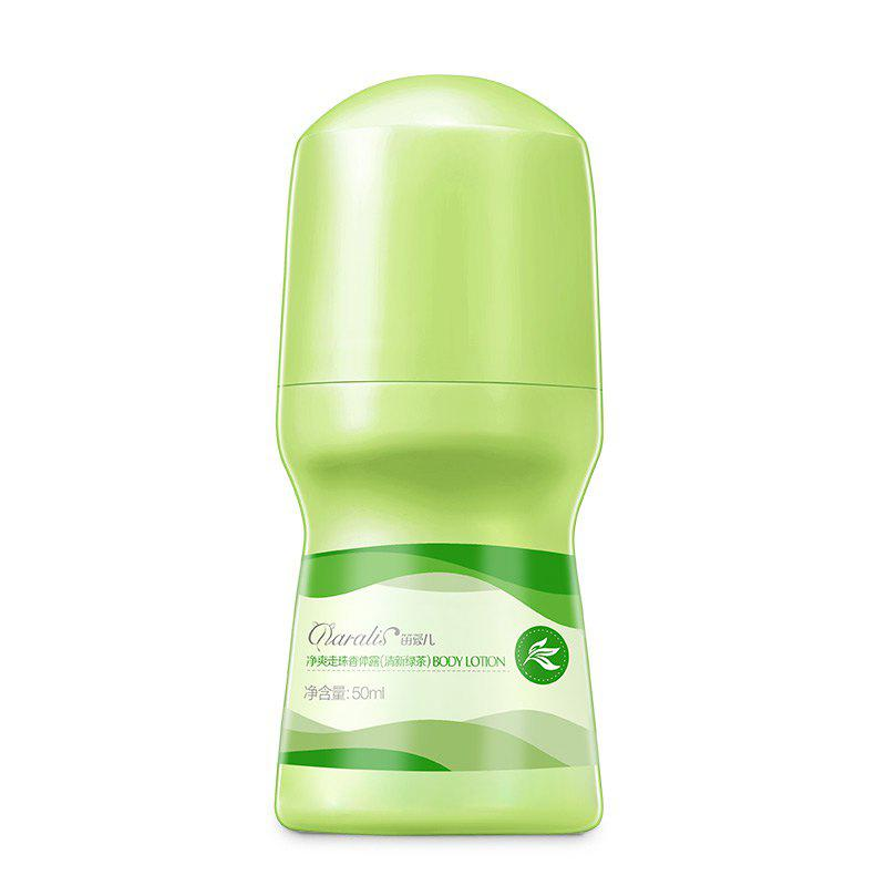 Daralis Stop Sweating Deodorant Roll Ball Liquid Fragrance Body Lotion - GREEN THUMB
