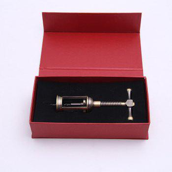 High-End Creative Multifunctional Simple Wine Opener - multicolor A