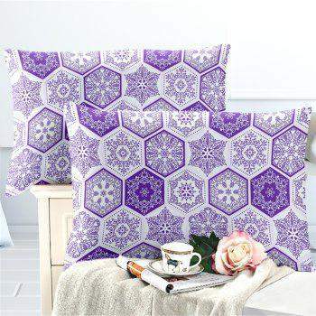 Hot Selling Bohemia National Pattern Series Christmas Element Bedding Set GB82 - THISTLE TWIN