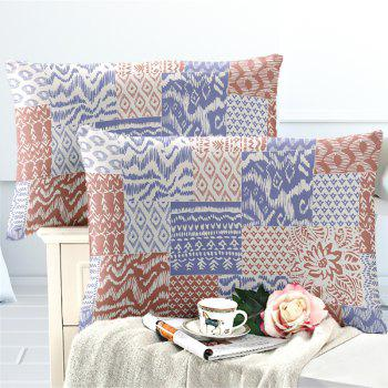Hot Selling Bohemia National Pattern Series Christmas Element Bedding Set GB93 - SAFFRON FULL
