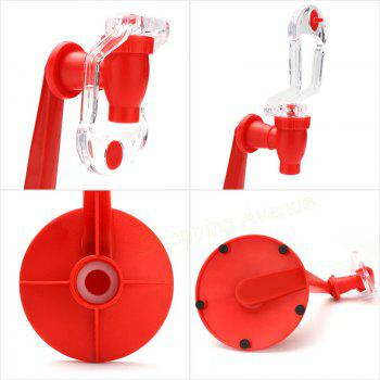 Cola Beverage Switch Drinkers Hand Pressure - RED