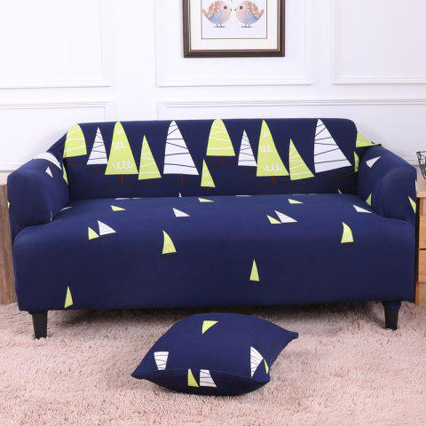All-Purpose Cartoon Sofa Cover for Four Seasons - multicolor G SINGLE SEAT SOFA:90CM-140CM