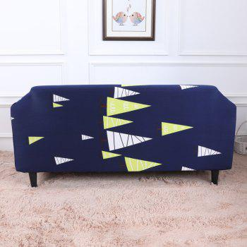 All-Purpose Cartoon Sofa Cover for Four Seasons - multicolor G DOUBLE SEATS SOFA:145CM-185CM