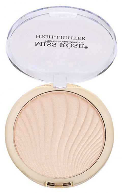 MISS ROSE Baking Powder High-light Silhouette Strengthen Trimming Powder - 002