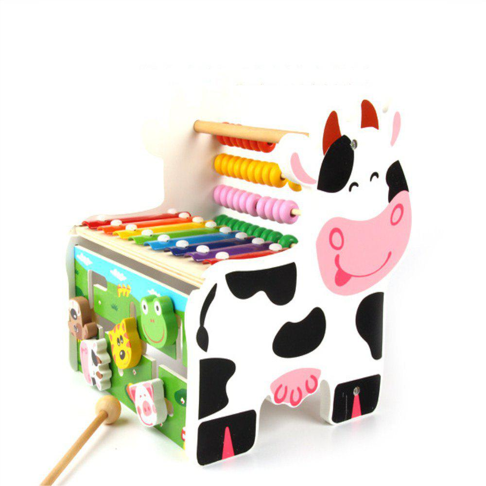 Multi Functional Wooden Octave Musical Instrument Box multi functional creative pencils fashion business card pen holder acrylic student personality office storage box dd973