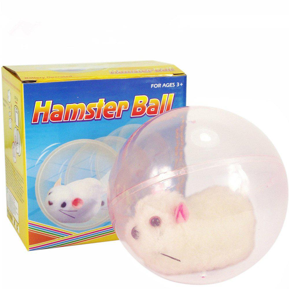 Rolling Mouse Toy Running Animal Funny Hamster Ball 1 5m air bumper ball body zorb bumper ball body zorbing human hamster ball