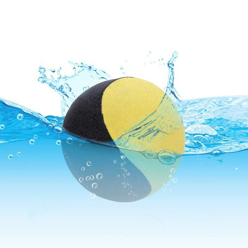 Water Jumping Ball Surf Bouncing Toy - YELLOW