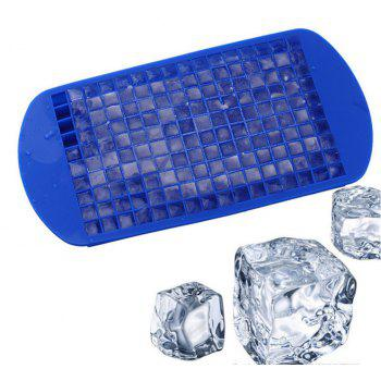 160 Grids Silicone Ice Cube Eco-Friendly Cavity Tray - OCEAN BLUE