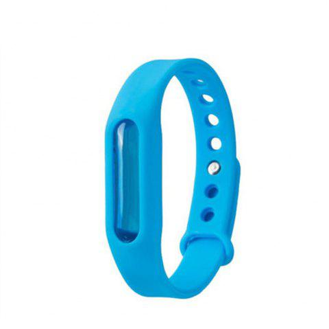 Fashion Summer Mosquito Repellent Bracelet Anti-mosquito Band - LIGHT BLUE