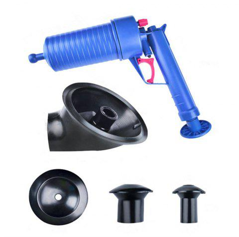 Kitchen Toilet Sewer Hair Cleaner Tool - SAPPHIRE BLUE