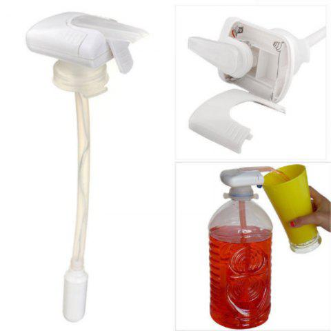 Electric Mini Beverage Coke Automatic Water Absorber - WHITE