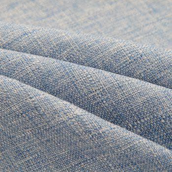 Pure Color Dust-Proof Cover for Armless Sofa - BLUE GRAY ARMLESS SOFA COVER SIZE215*230CM