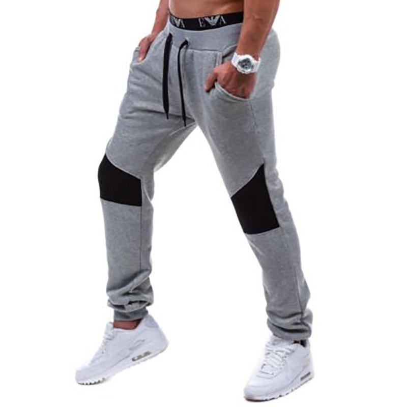 Men'S Casual Trousers Design Casual Fashion Sweat Pants 2017 fear of god forth collection 1 1 fog justin bieber side zipper casual pants men hiphop casual jogger pants trousers
