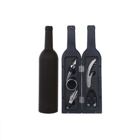 Creative Five-Piece Bottle Opener - BLACK