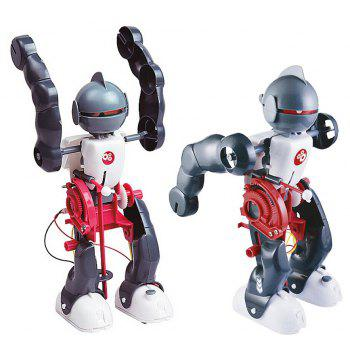 Tumbling Robot Science Kit DIY Toy Experiment Kit Guide Best Gift - multicolor