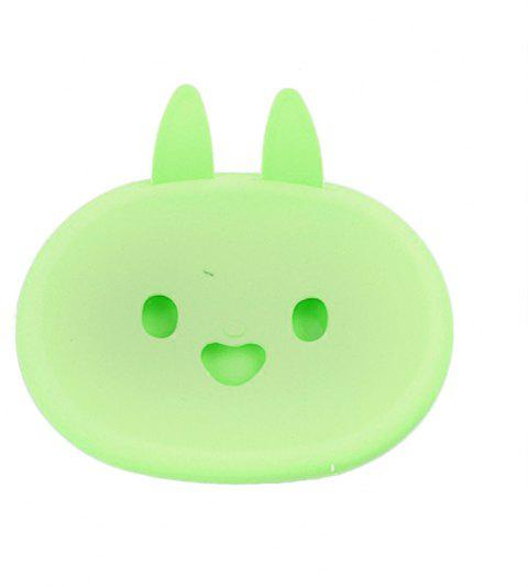 Leachate Soap Box - GREEN
