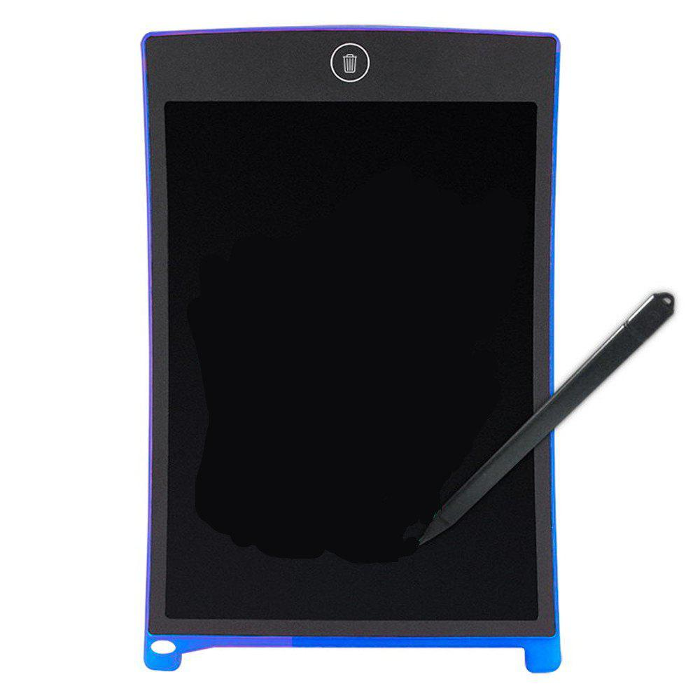 8.5 Inches LCD Digital Writing Tablet Portable Electronic Graphics Board - BLUE