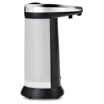 400ML Electronic Touchless Automatic Induction Soap Dispenser Bathroom Sanitizer - multicolor