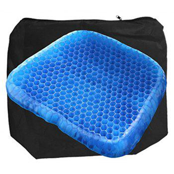 Sillcone Seat Cushion with Washable Cover - BLUE EYES