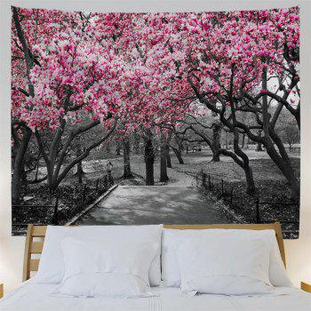 Central Park 3D Printing Home Wall Hanging Tapestry for Decoration - multicolor W230CMXL180CM