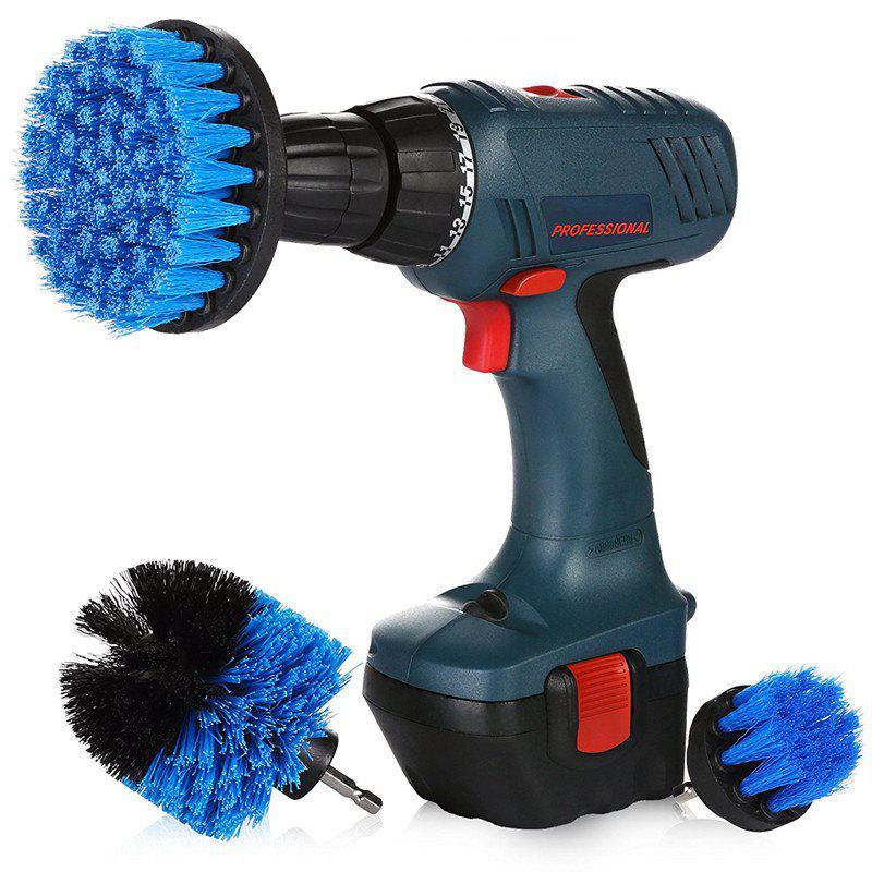 Bathroom Kitchen Surface Cleaner All Purpose Cleaning Kit - BLUE