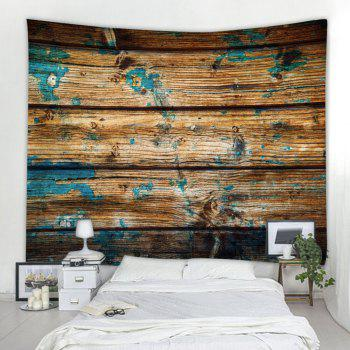 Blue Ink Board 3D Printing Home Wall Hanging Tapestry for Decoration - multicolor W230CMXL180CM