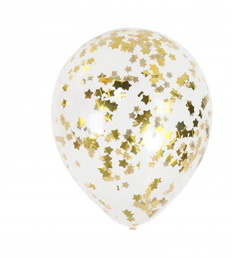 12 inch Sequin Balloon Romantic Wedding Party Decoration - GOLD